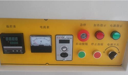 隧道炉温控表