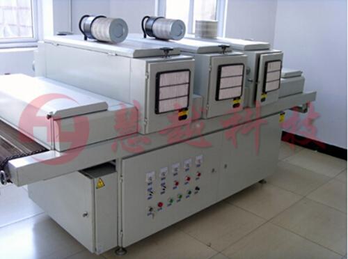 长期供应PVC平面uv光固机 塑胶片台式uv固化炉