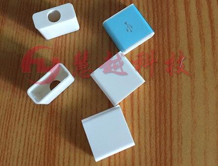 USB数据线接口自动包膜机
