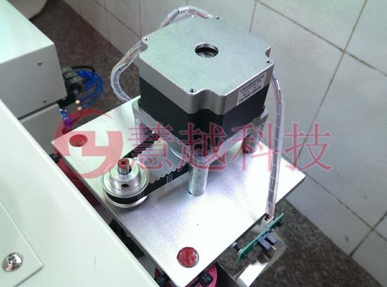 翻转前推型自动焊锡机