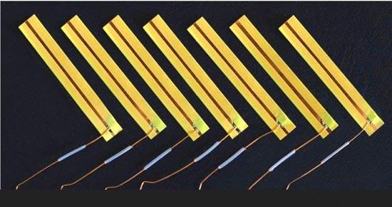 自动铜箔背胶焊引线机穿套管机