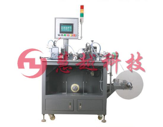 HY-H20-穿套管铜箔点焊机
