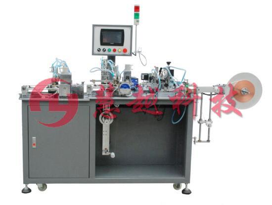 HY-H21-预留胶带铜箔点焊机