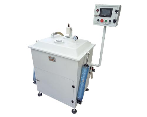全自动单槽真空压力浸漆机设备由PLC控制器控制