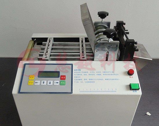 魔术贴微电脑裁切机编织带热切机热缩管裁切机