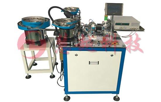 磁芯组装包胶测试机自动磁芯排版组装机电感组装机