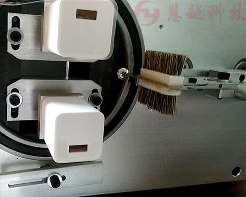 手机充电器壳子贴膜机