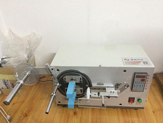 塑胶外壳自动包膜机